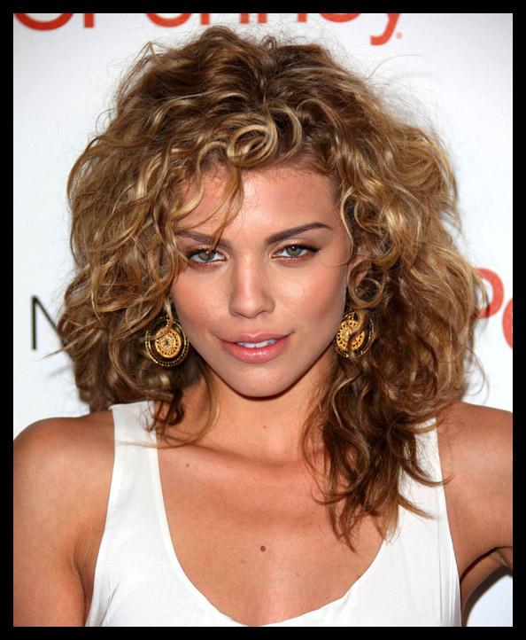 Annalynne Mccord Hair Style